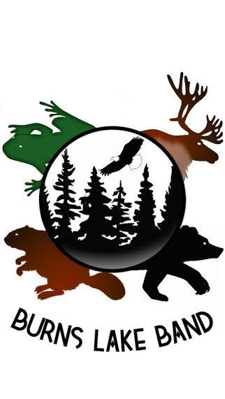 Burns Lake Band logo